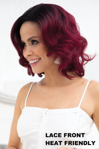 Orchid Wigs - Passion (#4105) wig Orchid Plum Dandy Average