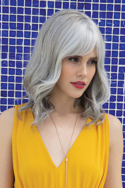 Orchid Wigs Rory Silver Mist - Main