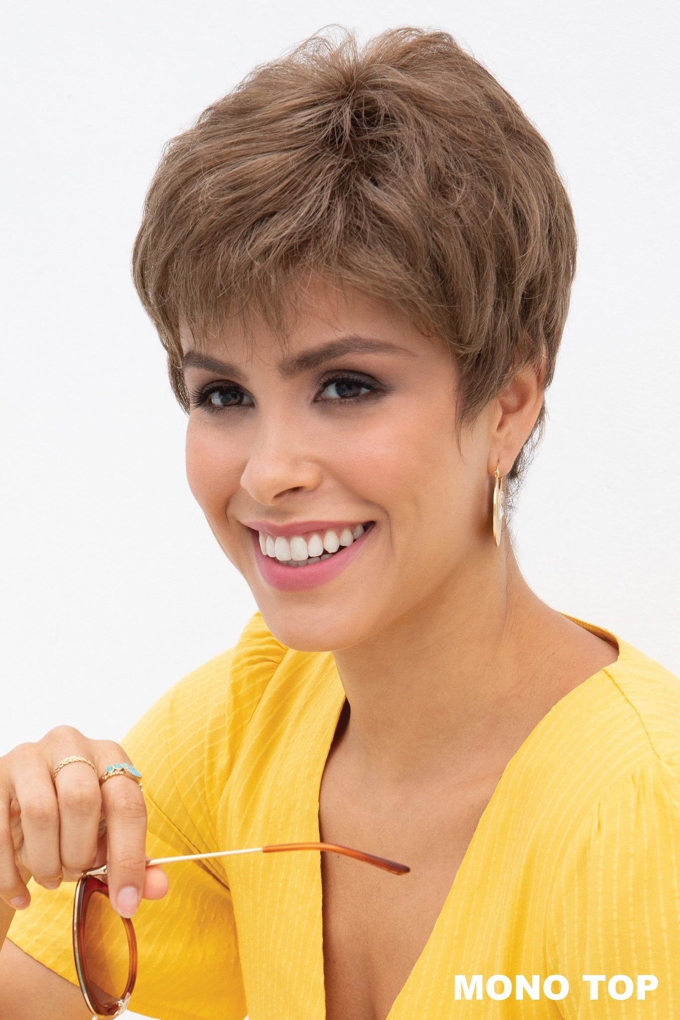 Orchid Wigs - Valentina (#5027) wig Orchid Pecan Average