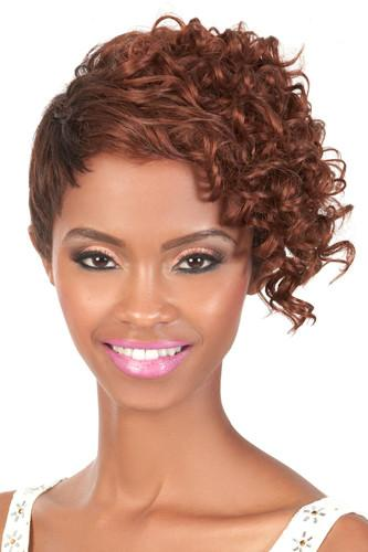 Motown Tress Wigs : Perry - front 3