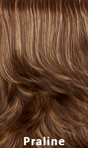 Mane Attraction Wigs - Hollywood (#409) wig Mane Attraction Praline Average