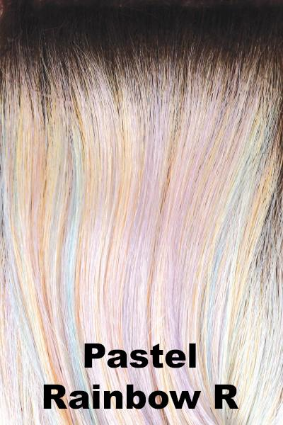 Rene of Paris Wigs - Rae #2386 wig Rene of Paris Pastel Rainbow-R + $15.30 Average