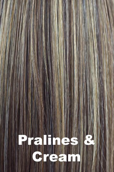Orchid Wigs - Valentina (#5027) wig Orchid Pralines & Cream Average