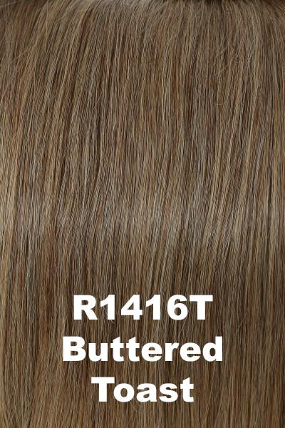 Raquel Welch Wigs - Without Consequence - Human Hair wig Raquel Welch Buttered Toast (R1416T) Average