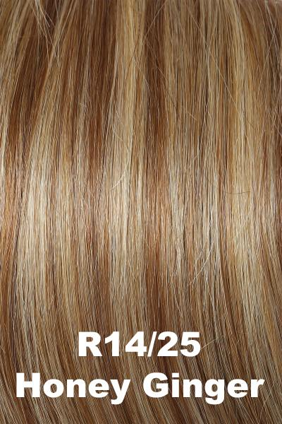 Raquel Welch Wigs - Without Consequence - Human Hair wig Raquel Welch Honey Ginger (R14/25) Average