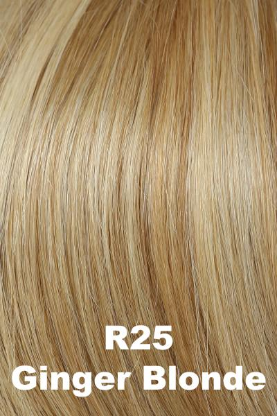 Raquel Welch Wigs - Without Consequence - Human Hair wig Raquel Welch Ginger Blonde (R25) Average