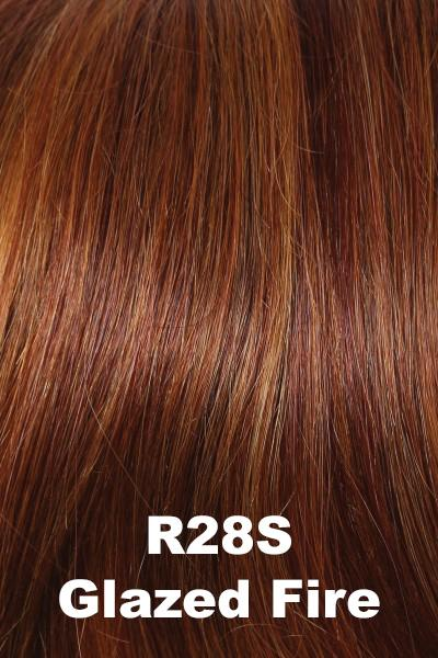 Raquel Welch Wigs - Success Story - Human Hair wig Raquel Welch Glazed Fire (R28S) Average