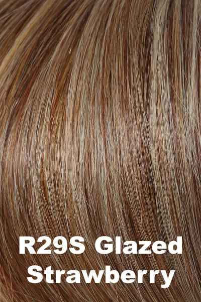 Raquel Welch Wigs - Success Story - Human Hair wig Raquel Welch Glazed Strawberry (R29S) Average