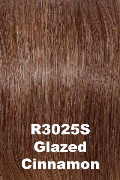 Raquel Welch Wigs - Success Story - Human Hair wig Raquel Welch Glazed Cinnamon (R3025S) Average