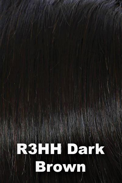 Raquel Welch Wigs - Without Consequence - Human Hair wig Raquel Welch Dark Brown (R3HH) Average