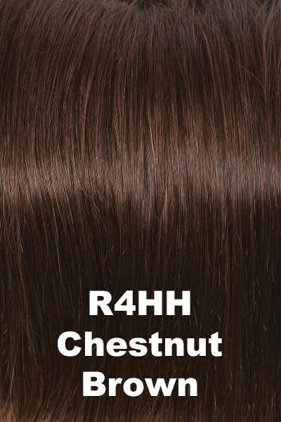 Raquel Welch Wigs - Without Consequence - Human Hair wig Raquel Welch Chestnut Brown (R4HH) Average