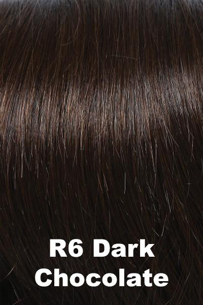Raquel Welch Wigs - Success Story - Human Hair wig Raquel Welch Dark Chocolate (R6) Average