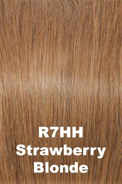 Raquel Welch Wigs - Without Consequence - Human Hair wig Raquel Welch Strawberry Blonde (R7HH) Average