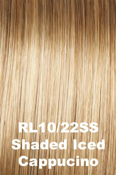 Raquel Welch Wigs - Big Time wig Raquel Welch Shaded Iced Cappuccino (RL10/22SS) + $4.25 Average