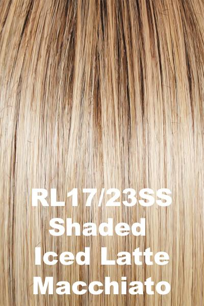 Raquel Welch Wigs - Editor's Pick wig Raquel Welch Shaded Iced Latte Macchiato (RL17/23SS) + $4.25 Average