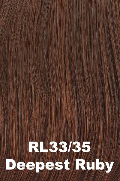 Raquel Welch Wigs - On Your Game wig Raquel Welch Deepest Ruby (RL33/35) Average