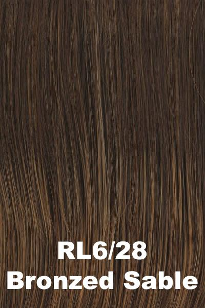 Raquel Welch Wigs - On Your Game wig Raquel Welch Bronzed Sable (RL6/28) Average