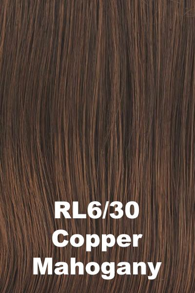 Raquel Welch Wigs - On Your Game wig Raquel Welch Copper Mahogany (RL6/30) Average
