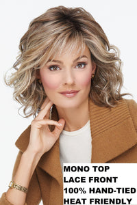 Raquel Welch Wigs - Editor's Pick Elite wig Raquel Welch Shaded Cappucino (RL12/22SS) + $4.25 Average