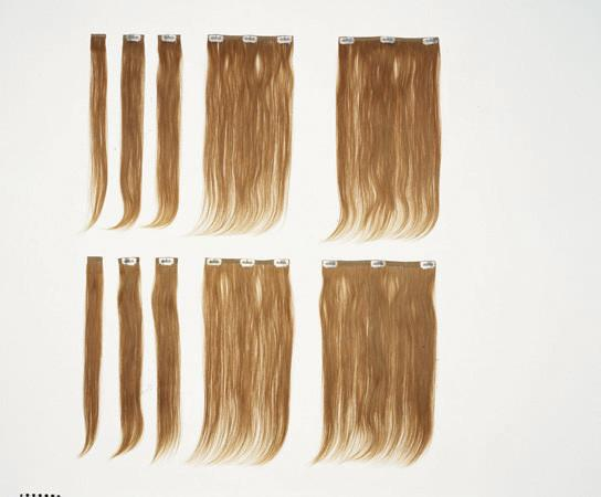 Raquel Welch Addition : 14 inch Extensions HH - chart