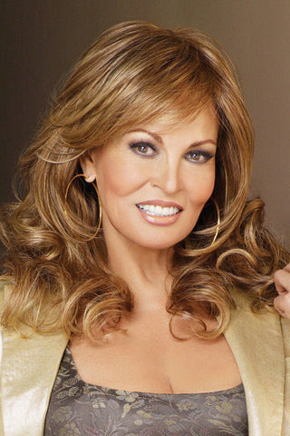 Raquel Welch Wigs : Always - front 1