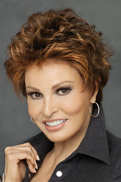 Raquel Welch Wigs : Autograph - front 2