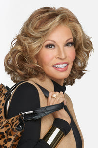 Raquel Welch Wigs - Brave The Wave - Golden Wheat (R14/88H) - front