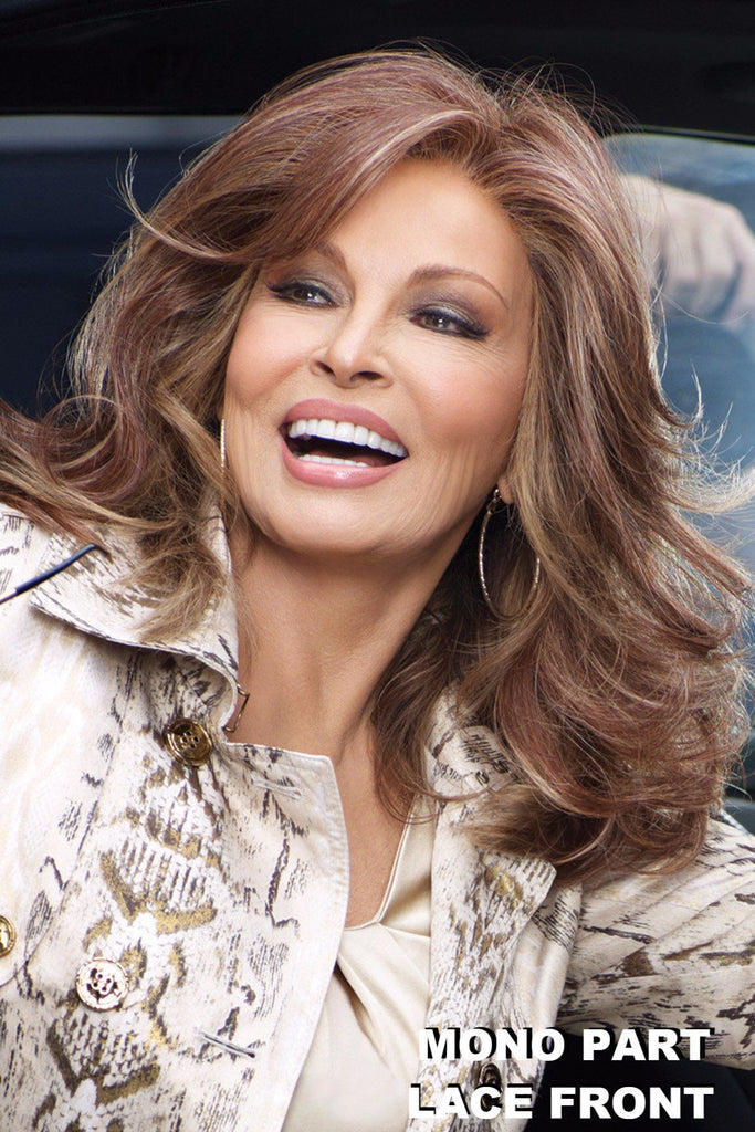 Raquel Welch Wigs : Camera Ready - front 1