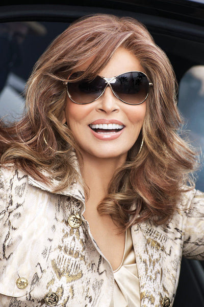 Raquel Welch Wigs : Camera Ready - front 2