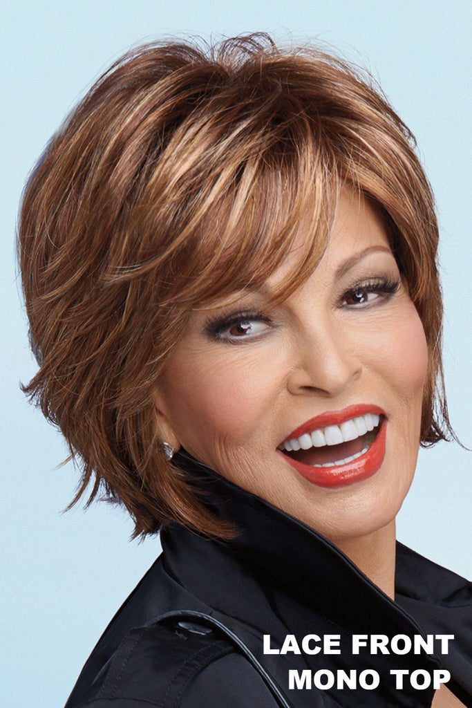 Raquel Welch Wigs : City Life - front 2