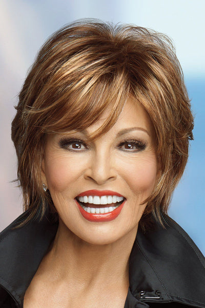 Raquel Welch Wigs : City Life - front 1