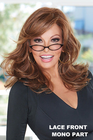 Raquel Welch Wigs : Curve Appeal - front
