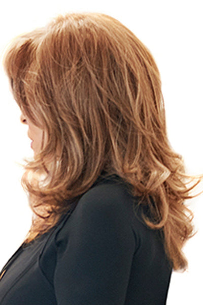 Raquel Welch Wigs : Curve Appeal - side