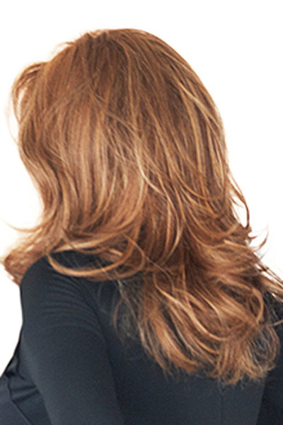 Raquel Welch Wigs : Curve Appeal - back