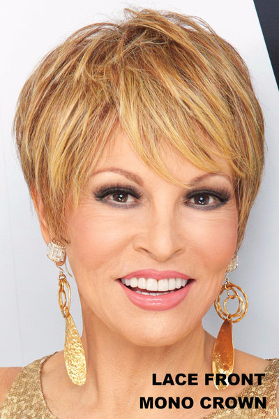 Raquel Welch Wigs : Cutting Edge - front