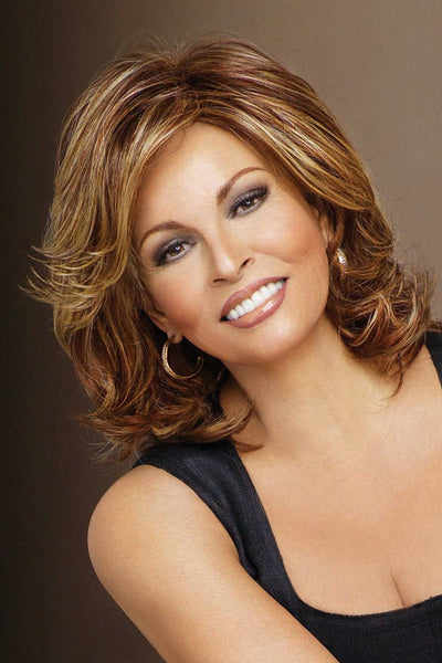 Raquel Welch Wigs : Embrace - front 1