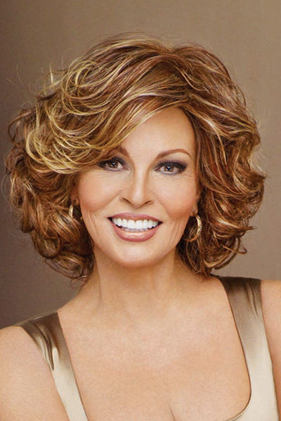 Raquel Welch Wigs : Embrace - front 2