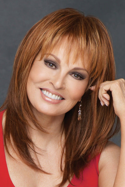 Raquel Welch Wigs : Enigma - front 1