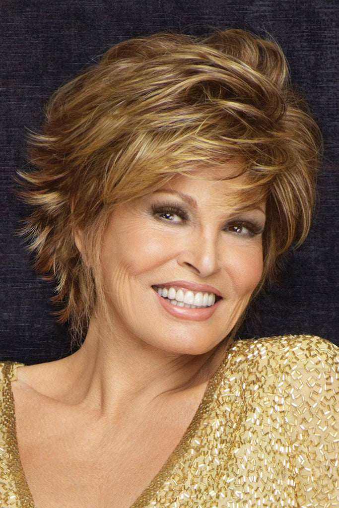 Raquel Welch Wigs : Fascination -front 1