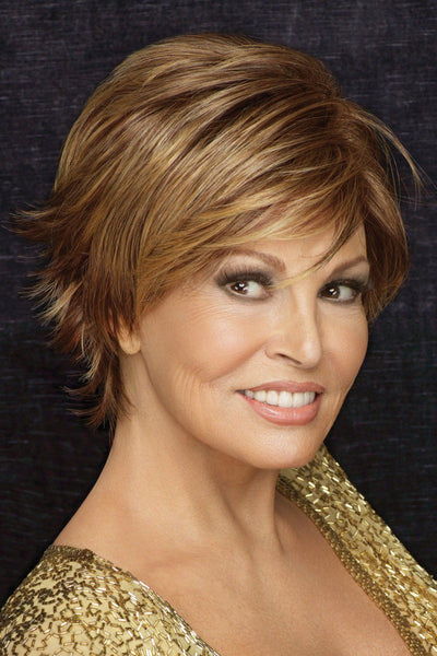 Raquel Welch Wigs : Fascination -front 2
