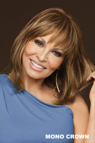 Raquel Welch Addition : Faux Fringe - front