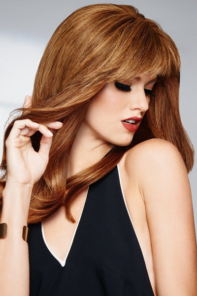 Raquel Welch Wigs - Bang - Human Hair front 1