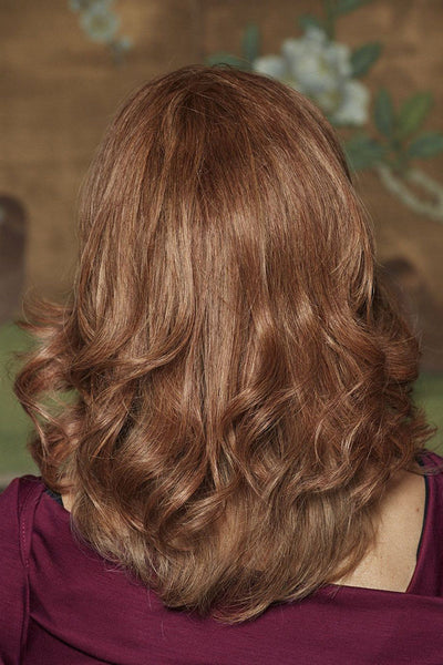 Raquel Welch Wigs - Indulgence back 1