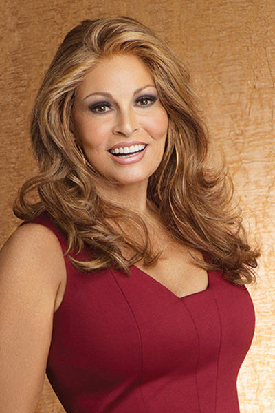 Raquel Welch Wigs : Limelight - front 3
