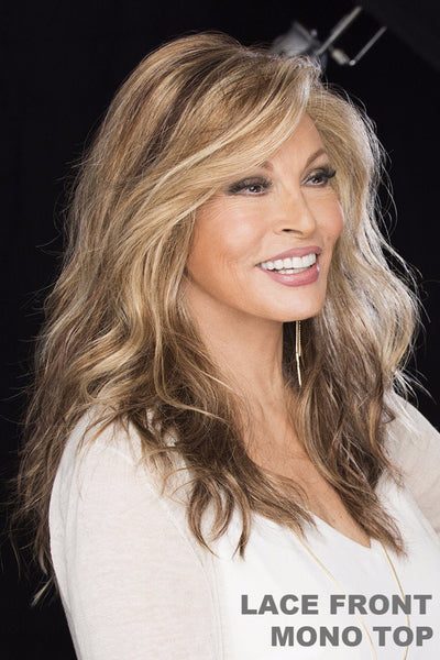 Raquel Welch Wigs - Longing for Long side 2