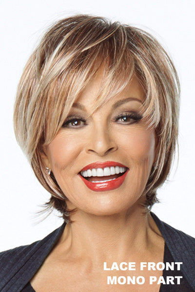 Raquel Welch Wigs : On the Town - Front 1