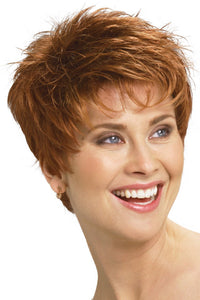 Raquel Welch Wigs : Power - front 1