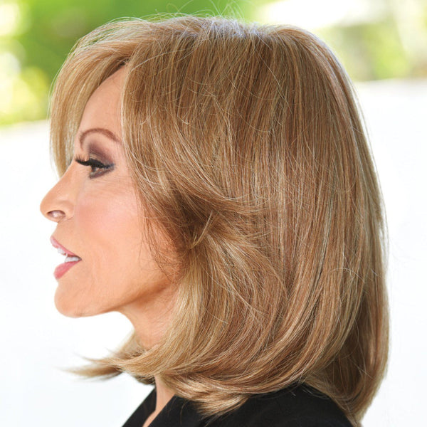 Raquel Welch Wigs : Pure Allure - side