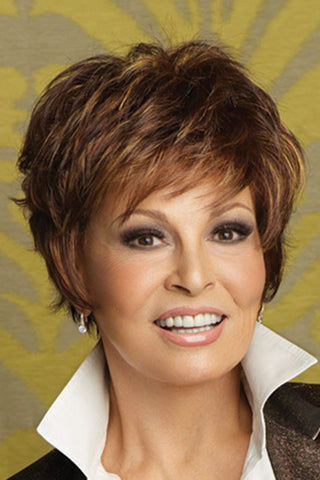 Raquel Welch Wigs : Sparkle - front 2