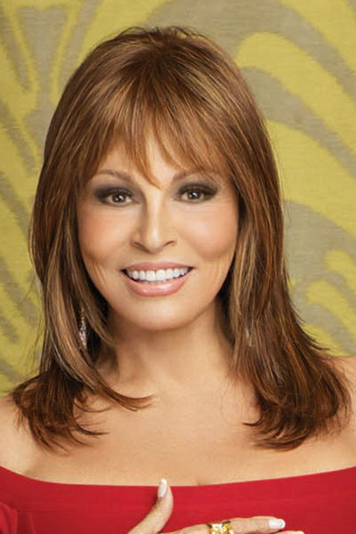 Raquel Welch Wigs : Star Quality - front 1